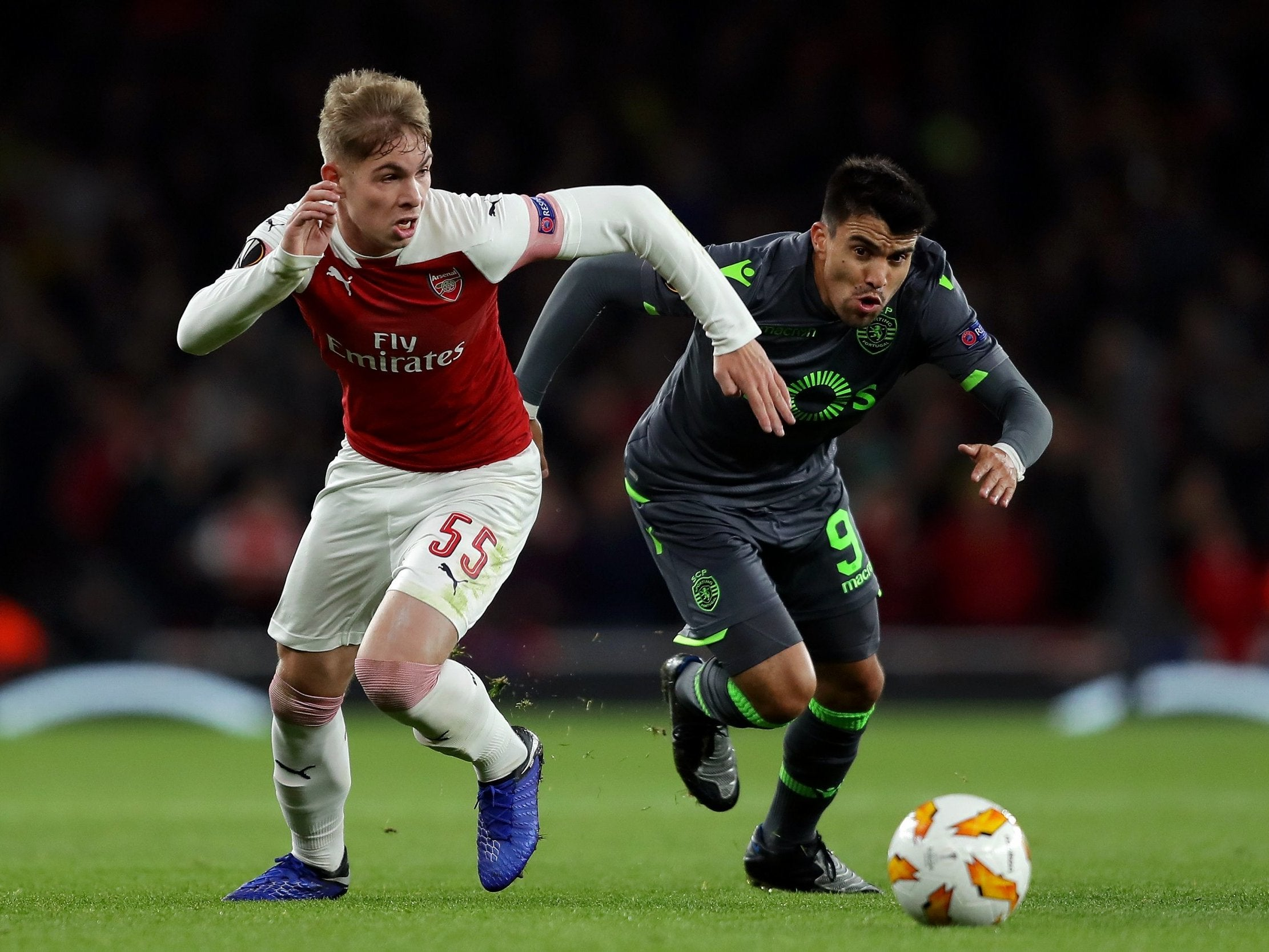 Emile Smith Rowe draws similarities to Aaron Ramsey and will do well to learn from his mistakes at Arsenal