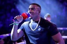 Rapper Bugzy Malone found not guilty of attacking two men