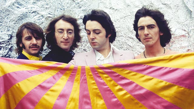 """In November 1968, millions of double LPs were shipped to record stores worldwide ahead of that tumultuous year's most anticipated music event: the November 22nd release of The Beatles (soon to be better known as 'The White Album'). With their ninth studio album, The Beatles took the world on a whole new trip, side one blasting off with the exhilarating rush of a screaming jet escorting Paul McCartney's punchy, exuberant vocals on """"Back In The U.S.S.R."""" """"Dear Prudence"""" came next, John Lennon warmly beckoning his friend and all of us to """"look around."""""""