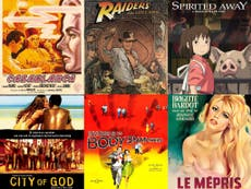 42 films to see before you die, from The Apartment to Paris, テキサス