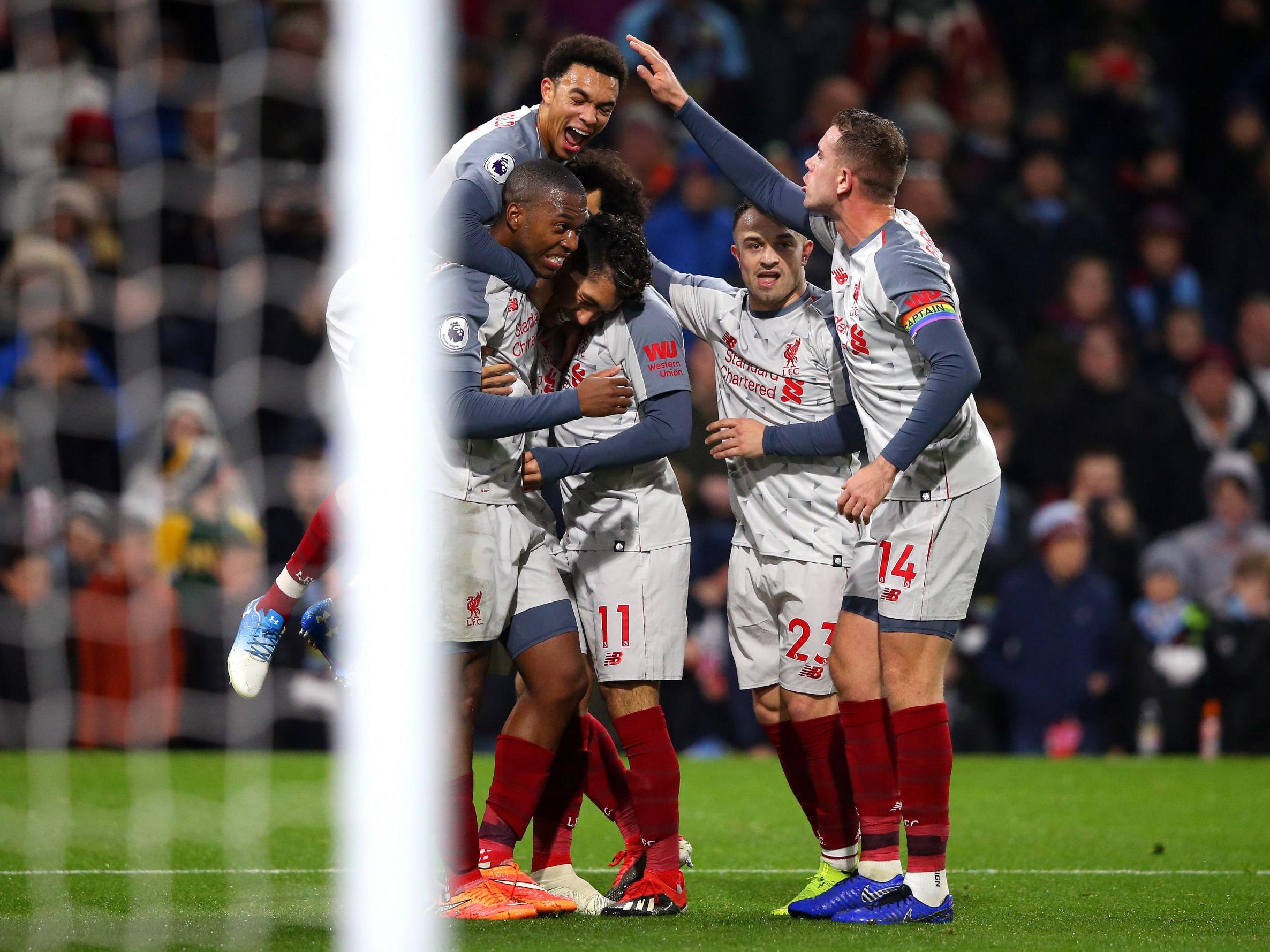 Liverpool don't care about Manchester City's results in Premier League title race, insists Jordan Henderson
