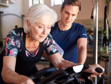 Lack of exercise and poor nutrition could directly increase risk of diseases like dementia, study shows