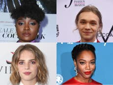 見るもの: The rising screen stars of 2019