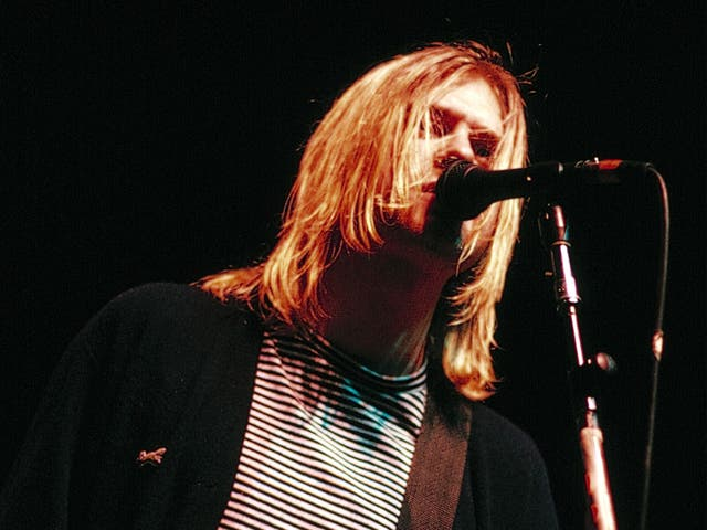 """""""I wish I was like you / Easily amused / Find my nest of salt / Everything's my fault.""""  As headbangers with bleeding poets' hearts, Nirvana were singular. Yet their slower songs have become unjustly obscured as the decades have rolled by. Has Kurt Cobain even more movingly articulated his angst and his anger than on the best song from their swan-song album, 1993's In Utero?    All Apologies – a mea culpa howled from the precipice – was directed to his wife, Courtney Love, and their baby daughter, Frances Bean. Six months later, Cobain would take his own life. No other composition more movingly articulates the despair that was set to devour him whole and the chest bursting love he felt for his family. Its circumstances are tragic yet its message – that loves lingers after we have gone – is uplifting. EP"""