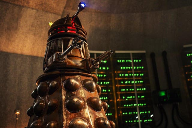 """As one of Doctor Who's longest-running villains, the Daleks - a race of emotionless machines bent on universal conquest and domination - are beloved by pretty much everyone thanks to their spine-tingling wail: """"Exterminate!"""" Whenever they return to the BBC show, it becomes headline-worthy news."""