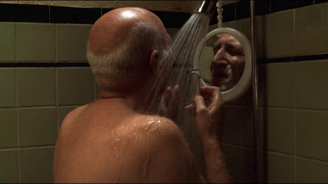 """<b>Season two, episode two</b>: """"Do Not Resuscitate"""" <p> Dominic Chianese ensured Junior remained one of <i>The Sopranos</i>'s funniest and most terrifying characters throughout its six seasons. It's his sporadic deployment of the C-word that looms large – most notably the season two scene in which he slips in the shower (""""Your sister's c***!""""). <bl> Another standout sees Junior berate his Russian nurse for not bringing Tony a coffee. """"I'm registered nurse, not maid,"""" she tells him, to which Junior replies;"""