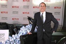 Jerry Seinfeld sued for selling 'fake' Porsche for $1.5 miljoen