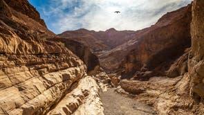 Mosaic Canyon in Death Valley, Kalifornië, VSA