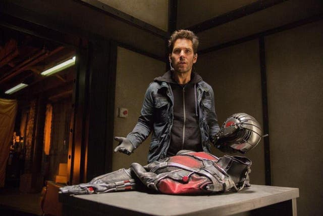 <b>12.</乙> Ant-Man should not have worked as a film. Just look at the title! Ridiculous to think a movie about a man with ant powers should work – let alone be a blockbuster success and part of the biggest cinematic universe going. 然而, despite production problems (Edgar Wright was initially meant to helm the film), Peyton Reed directs this hilarious heist film with aplomb, taking the Marvel world a little less seriously than others.