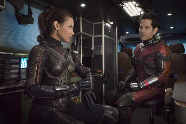 <b>14.</乙> While the first Ant Man was a mirror image of its star Paul Rudd, essentially delivering a studio comedy dressed in spandex, the second found a new trick up its sleeve in the form of Evangeline Lilly's Hope van Dyne – a smart, capable female hero who didn't simply exist to serve as a caretaker for the male characters.