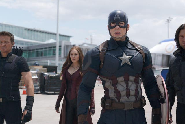 <b>15.</乙> Despite Captain America: Civil War (AKA Avengers 2.5) featuring Iron Man, Black Widow, and Ant-Man (as well as introducing Black Panther and Spider-Man), the film remains first and foremost about Captain America. And that's perhaps why the stuffed blockbuster works – were it not for a central focus, Civil War could have fallen into the trappings of other Marvel sequels in being too convoluted. The Russo Brothers also direct one of the best actions scenes in Marvel history so far, the airport scene, which looks as if it leapt straight out of a comic book.