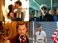 Leonardo DiCaprio: 10 best films, ranked