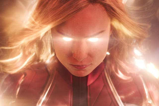 <b>8.</乙> Brie Larson gives a superpowered performance as Carol Danvers, the actor playing a hero that's both relatable and aspirational, strong but vulnerable. While Captain Marvel may not revolutionise the studio's formula, the superhero's debut outing provides a platform to show off her Thanos-annihilating powers.  Thanks to a smart script, it also offers some of the very best character development in the MCU.
