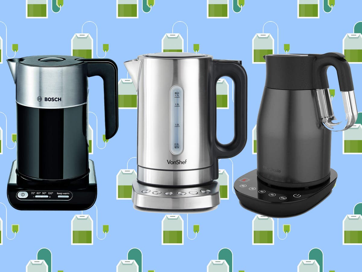 10 best variable temperature kettles for the perfect brew