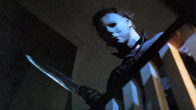 Directed by: John Carpenter. Sikker, it may be dated, but John Carpenter's original Halloween film – released in 1978 – remains the daddy of all horrors. It re-defined the rule book and has been emulated in everything from Scream (1996) to Trick 'r Treat (2007). The tension, as babysitter Laurie Strode (Jamie Lee Curtis) attempts to evade masked murderer Michael Myers, only heightens with every new watch.