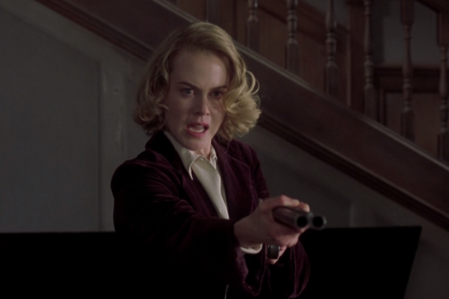Directed by: Alejandro Amenábar. The Others (2001) is a towering achievement for Spanish filmmaker Alejandro Amenábar who wrote, directed and scored this Nicole Kidman-fronted tale about a woman trying to protect her children from supernatural forces. It's perhaps the scariest 12-certificate film of all time.