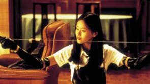 Directed by: Takashi Miike . Japanese horror Audition (1999) follows a widower who meets a woman named Ayoma after staging auditions to meet a potential new partner. Soon, selv om, her dark past begins to surface, which equates to a pretty disturbing climax.