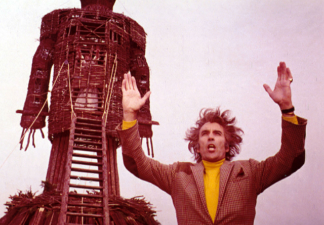 Directed by: Robin Hardy. The Wicker Man is deemed the best British horror film of all time for a reason. It tells the story of a Police Sergeant who travels to an isolated island in search of a missing girl, only to find its inhabitants practising a form of Celtic paganism.