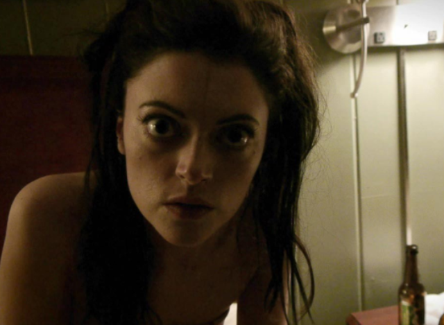 """Directed by: Various. Directed by six filmmakers, including Adam Wingard and Ti West, 2012 anthology film V/H/S is grimy horror of the tallest order. Look no further than David Bruckner's section """"Amateur Night"""" following three friends who meet a mysterious girl who says nothing other than three small words: """"I like you."""""""