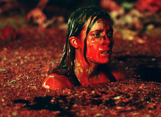 Directed by: Neil Marshall. Released in 2005, The Descent follows six women who, upon exploring a cave, battle to survive against the creatures they find inside. It's these creatures that earn this British horror film's placement on this list.