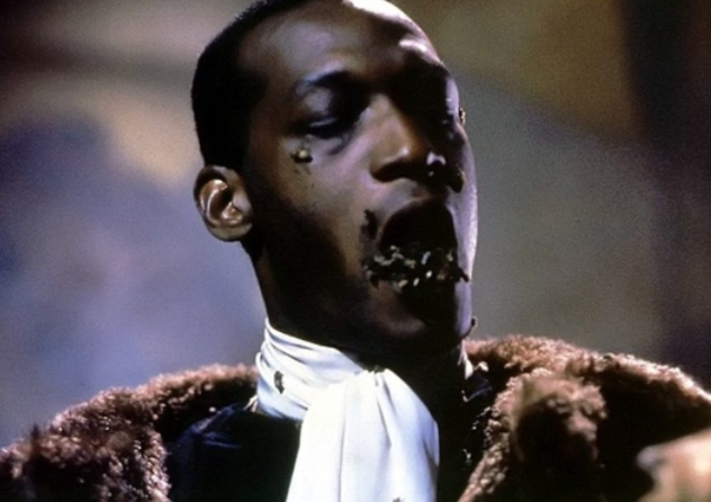 Directed by: Bernard Rose. A contemporary classic of horror cinema, 1992 film Candyman – which spawned two sequels and has a Jordan Peele-produced remake in the works – follows a graduate student whose studies lead her to the legend of a ghost who appears when you say his name three times.