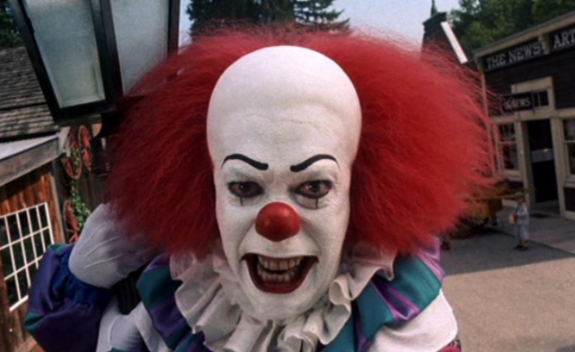 Directed by: Tommy Lee Wallace. Forget the effects-laden remake – this version of It, released as a miniseries in 1986, is the most terrifying adaptation of Stephen King's beloved novel to date. It follows a shapeshifting demon who takes the form of a sadistic child-killing clown named Pennywise (Tim Curry).