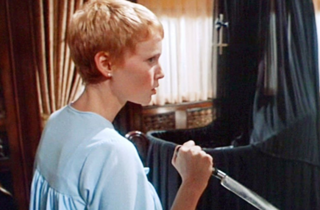 Directed by: Roman Polanski. Released in 1968, Rosemary's Baby follows a pregnant woman who suspects that an evil cult want to take her baby for use in their rituals. Mia Farrow, John Cassavetes and Ruth Gordon's performances tip this psychological chiller into classic status.