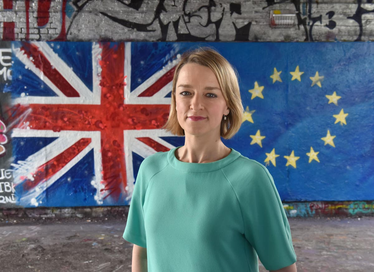 Laura Kuenssberg 'in talks to step down as BBC political editor'