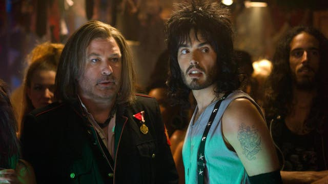 """There are some actors who know they're making a disaster midway through production. """"It was a complete disaster,"""" Alec Baldwin told The Wrap when asked about Rock of Ages. """"A week in you go, 'Oh God, what have I done?'"""""""
