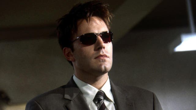 """Another big-name actor who regrets taking on a mid-Noughties superhero role. Ben Affleck has remained an ardent Daredveil detractor. """"Daredevil didn't work at all"""", the actor told Entertainment Weekly in 2007. """"If I wanted to go viral, I would be less polite. That was before people realised you could make these movies and make them well. There was a cynical sense of 'put a red leather outfit on a guy, have him run around, hunt some bad guys, and cash the cheque'."""""""