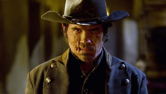 """Before playing Thanos in Avengers, Josh Brolin portrayed another comic-book character on screen: Jonah Hex. Unlike the Avengers, Hex was not well received by critics – or Brolin himself. """"I think it deserved that bashing for reasons that those critics will never know,"""" he told Total Film in 2014. """"We were almost ready to drop [the film] when this kid [director Jimmy Hayward] came up. He was an interesting young guy full of energy and he was obsessed with Jonah Hex. Ek dink, 'This is either a really bad decision or a brilliant decision.' [Dit was] really bad… If I'm ever really rich, I'll do that movie again. Seriously."""""""