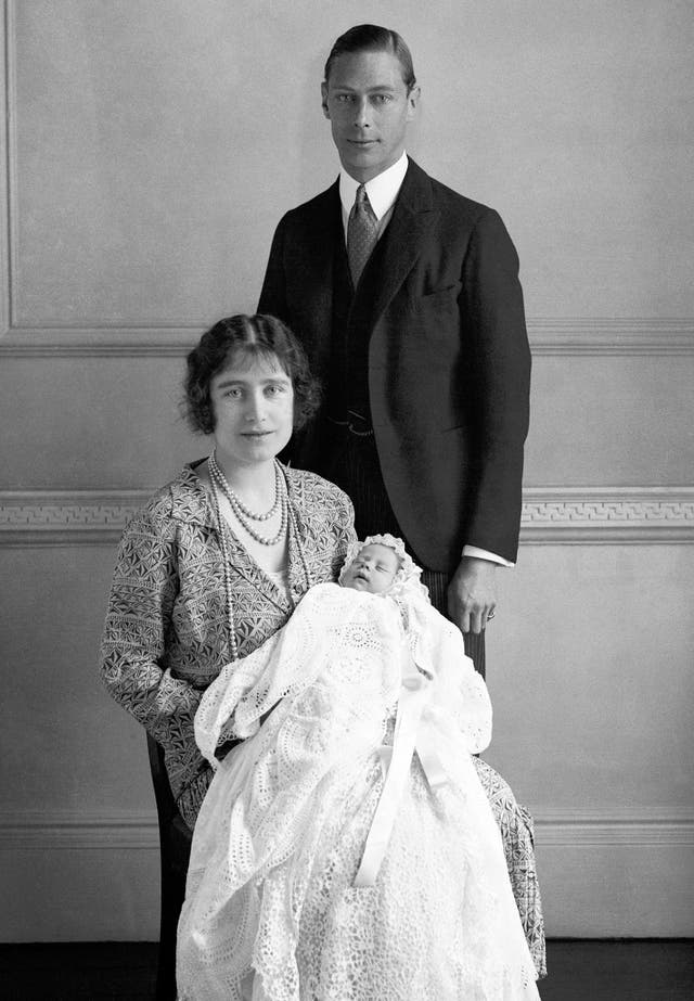 Born 21 April 1926 to King George VI and Queen Elizabeth The Queen Mother