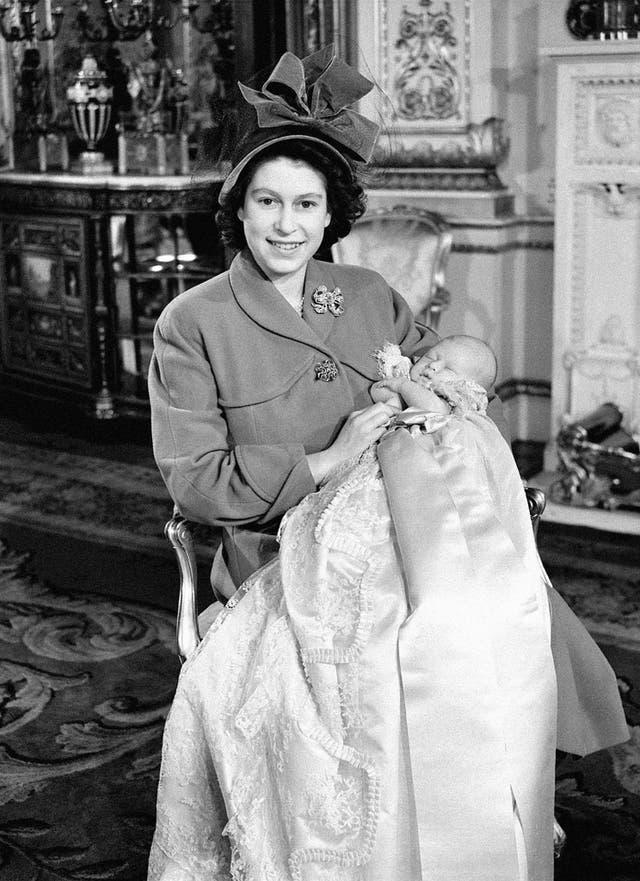 Born 14 November 1948 to Queen Elizabeth II and Philip, Duke of Edinburgh
