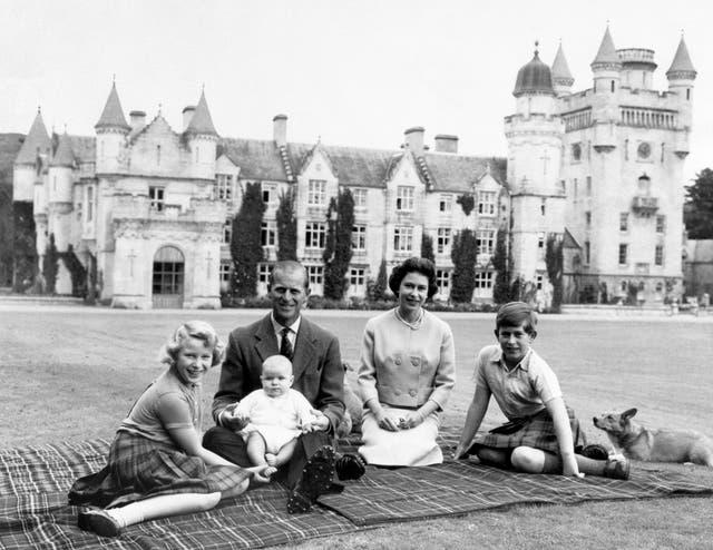 Born 19 February 1960 to Queen Elizabeth II and Philip, Duke of Edinburgh