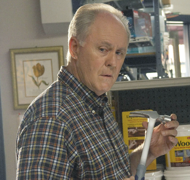 <b>Played by</b>: John Lithgow <bl>  Arthur Mitchell – also known as The Trinity Killer – was a key part of why the fourth season of Dexter was its greatest. Though he was a loving family man by day, Mitchell's murderous ways would come to the fore at night and an Emmy-winning Lithgow balanced that tightrope to disturbing degrees. His ultimate clash with Dexter led to one of the show's most heartbreaking climaxes.