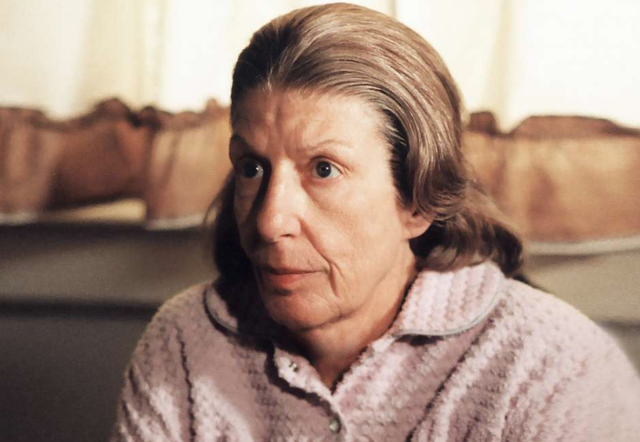 <b>Played by</b>: Nancy Marchand <bl>  The Sopranos was a show full of villains, but none came more Machiavellian than Tony's mother, Livia. The first few seasons saw her conspiring with brother-in-law Junior (Dominic Chianese) to bump off her own son. Nihilism at its coldest.