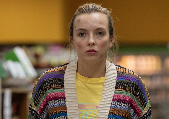 <b>Played by</b>: Jodie Comer <bl>  Are villains meant to be this likeable? Thanks to Comer's performance as the sprightly assassin in Killing Eve, she certainly bridges the gap.