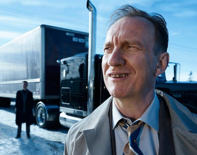 <b>Played by</b>: David Thewlis <bl>  Thewlis was rightly Emmy-nominated for his role as the very British VM Varga in the third season of Fargo, a cunning and manipulative mastermind who has a knack for leaving destruction in his wake without ever getting his hands too dirty. Impressive.