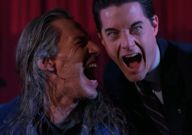 <b>Played by</b>: Frank Silva <bl>  It would be hard for Twin Peaks' nightmarish Killer BOB not to go down in history as one of TV's best villains, considering he's an inter-dimensional entity who possesses humans and commits heinous acts of murder in their name.