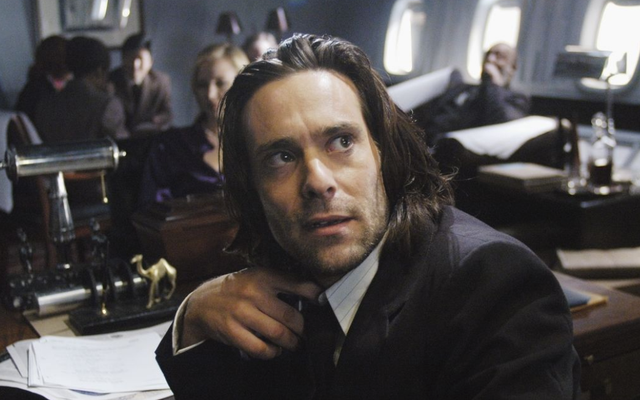 <b>Played by</b>: James Callis <bl>  The debate over whether or not Battlestar Galactica's Gaius Baltar is actually a villain rages on. But the fact that he sells out humanity to the cybernetic creations they're at war with throughout the show's four seasons earns him a place on this list.