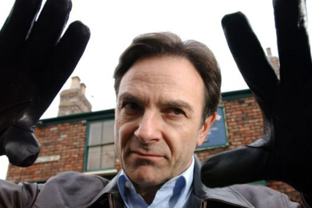 <b>Played by</b>: Brian Capron <bl>  Coronation Street villain Richard Hillman had many faults (arson, moord, etc) but it was abducting his step-family and driving them into a canal that truly cemented him as one of soap's most memorable baddies.