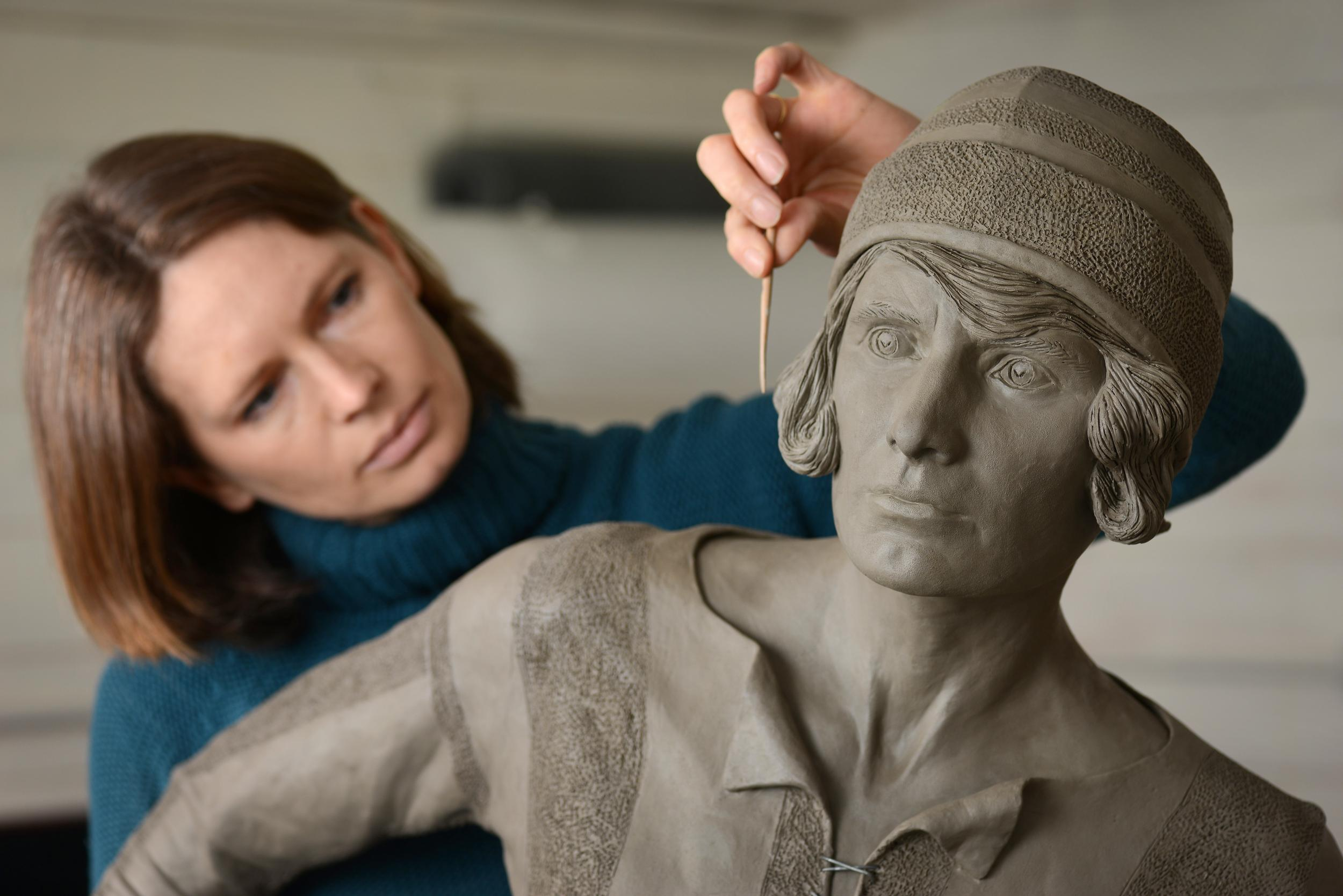 England's first statue of a woman footballer to be unveiled at National Football Museum