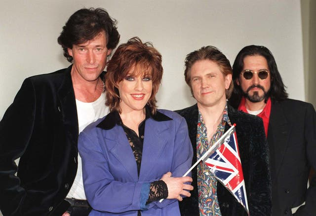 """It's been 22 long years since Katrina Leskanich brought home our last Eurovision victory, and we suspect it'll be at least 23 years until the next.  """"Love Shine A Light"""" was originally written as a track for the Samaritans organisation, but several friends and colleagues convinced Leskanich to enter it into that years' Song For Europe where it romped to victory, 11,138 votes ahead of our other potential entry: """"Yodel In The Canyon of Love"""" by Do-Re Me feat Kerri."""