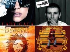 这 35 greatest debut albums of all time
