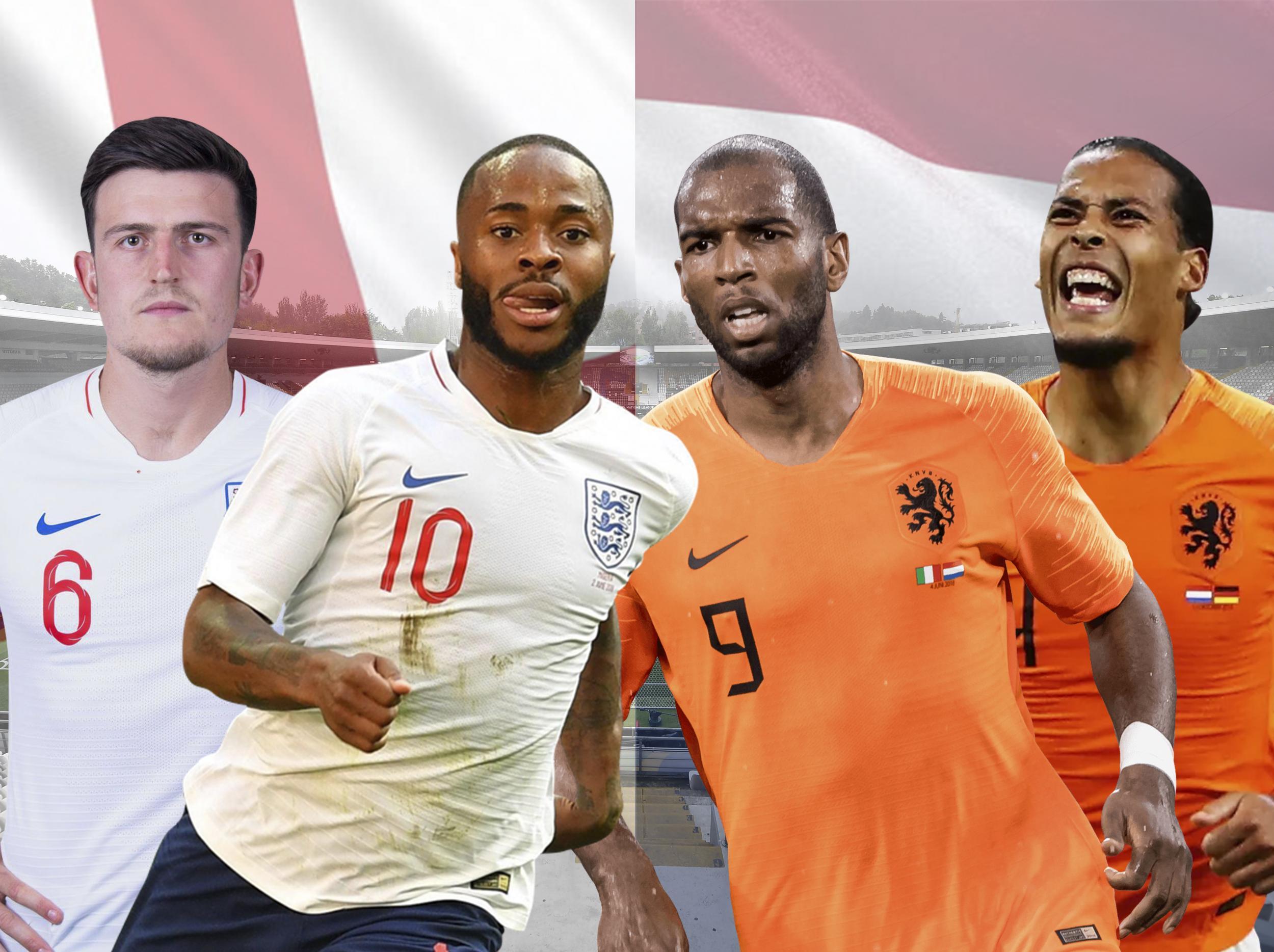 England vs Netherlands LIVE: Stream, TV channel, kick-off time, team news, Nations League semi-final