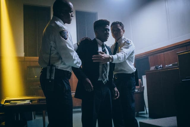 Oscar-nominated Ava DuVernay makes a foray into television with a gripping four-part retelling of the 1989 Central Park Five case in which five African Americans were charged with the rape of a jogger in central Manhattan.