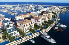 How Ayia Napa is swapping garage clubs for yacht clubs