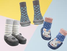 9 best slipper socks for toddlers to keep busy kids safe on their feet