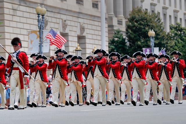 US Army Old Guard Fife and Drum Corps