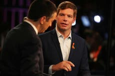 Eric Swalwell becomes first Democrat to drop out of 2020 presidential race after debates